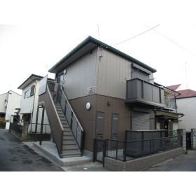 柿の木坂ハウス外観写真