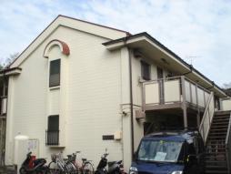 峰沢コーポ 101外観写真