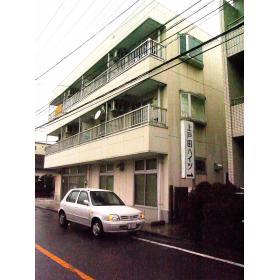 上戸田ハイツ201号室外観写真