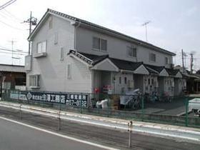 美田アパート外観写真