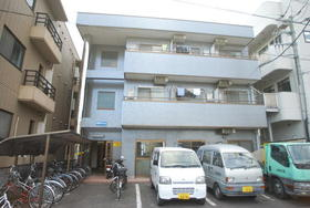 中野第5マンション外観写真