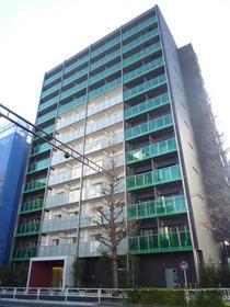 パークハビオ渋谷神山町外観写真