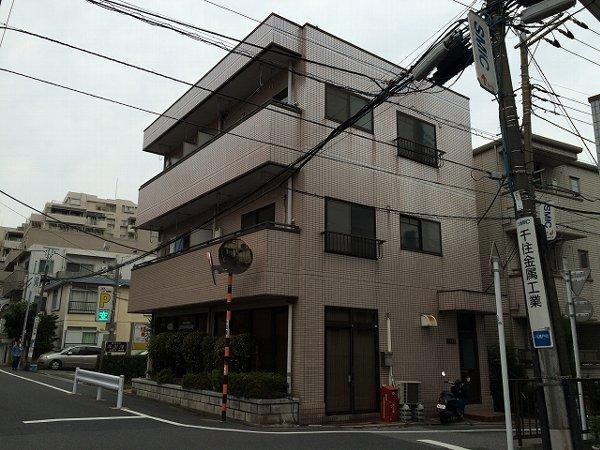 コーポ吉角(きちかど)外観写真