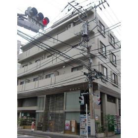 ルーブル小石川・森田ビル外観写真