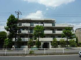ユーコート大倉山外観写真