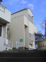 コーポ中川A 201外観写真