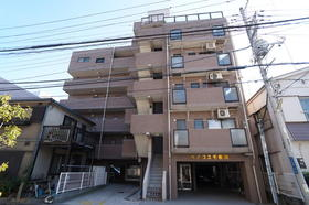 ベイコスモ横浜外観写真