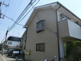 小田急線豪徳寺駅 6分 キャッスル城山112号室外観写真