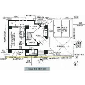 プレール・ドゥーク渋谷初台外観写真