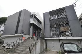 西片江アパートメントA棟外観写真