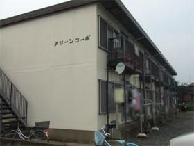 グリーンコーポ(西府町)外観写真