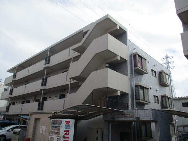 パティオ駒岡15号館外観写真