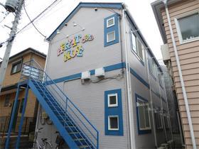 ハーミットクラブハウス栗田谷外観写真