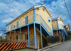 ハーミットクラブハウス四季美台A棟外観写真