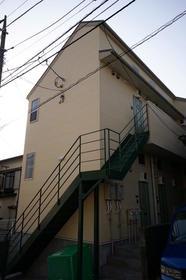 川崎市宮前区宮崎アパート外観写真