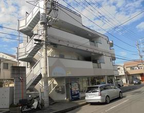 葵マンション外観写真