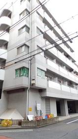 府中K・Tマンション外観写真
