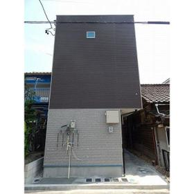 (仮称)三吉町III新築アパート外観写真