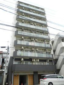 エルニシア横浜蒔田 504外観写真