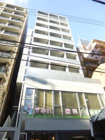 (仮)新宿一丁目ビル新築工事外観写真