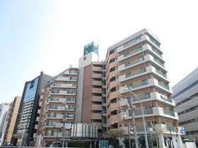 川口ファミリーマンション外観写真