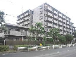 西山第9エルム大倉山外観写真