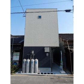 (仮称)三吉町II新築アパート外観写真