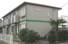 利根川住宅七番街外観写真
