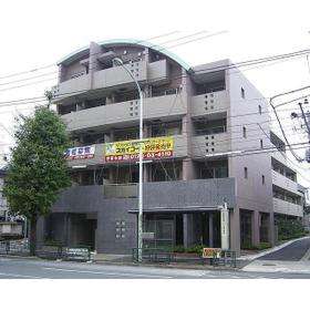 スカイコート学芸大学壱番館外観写真