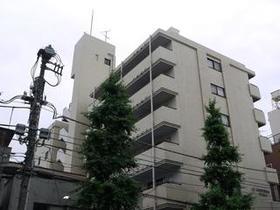 朝日第二目白台マンション外観写真