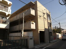 Hill House 早稲田外観写真