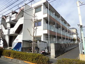 小川マンション外観写真