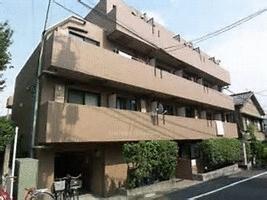 ルーブル新宿西落合Ⅱ外観写真