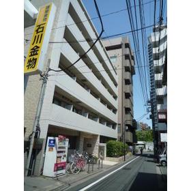 プレール・ドゥーク新宿外観写真