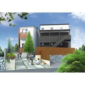 (仮称)小和田共同住宅新築工事B棟外観写真