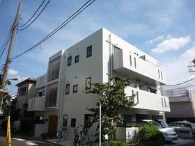 加平アパートメント外観写真