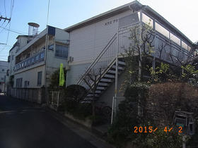 パラスアテネ外観写真