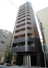 ライズコート東京イースト外観写真