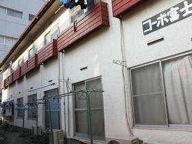 コーポ富士Ⅰ外観写真