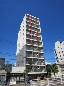ザ・パーククロス錦糸町(旧CROSS COURT錦糸町)外観写真