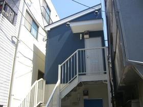 大岡山サンハイムB外観写真