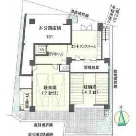 プレール高円寺外観写真
