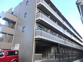 阿部松島マンション外観写真