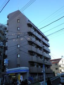 サイプレス北新宿外観写真