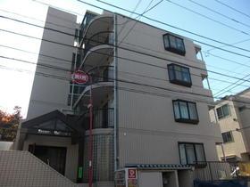 モナークマンション大岡山外観写真