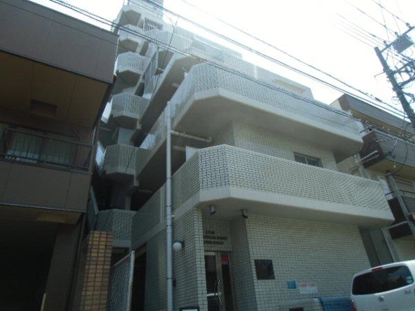 クリオ横須賀中央壱番館外観写真