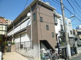 フラッツ西新宿外観写真