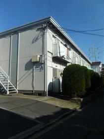 サンハイツ(矢向) 203外観写真