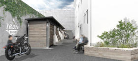 ガレージプラススタジオ生田(Garage+Studio IKUTA)外観写真