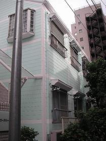 パワーアパートメント白金外観写真